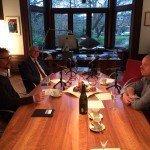 De week met een terugblik over 2015: Axel Hagedorn, Thomas Joosten, Roy van Veen en Derk Marseille blikken terug