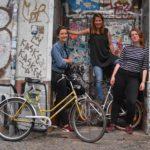 Studenten in Berlijn