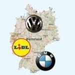 Top 10 grootste familiebedrijven van Duitsland