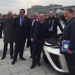 Liveblog – Nederland op e-mobilitybeurs EVS30 in Stuttgart