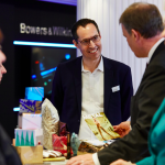 Hella Jongerius en Reinier de Graaf op de Munich Creative Business Week