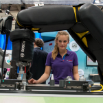 Op de Hannover Messe komen Smart Industry en Industrie 4.0 elkaar tegen