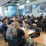 Tien jaar speeddating Duitse en Nederlandse ondernemers op de Handelsdag in Mönchengladbach